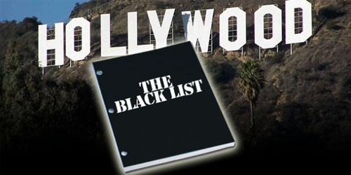 """""""BLACKLIST"""" La lista nera di Hollywood che porta bene"""