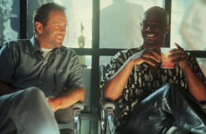 LAST BOYSCOUT (USA 91) Bruce Willis, Damon Wayans