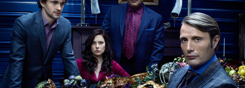 Hannibal. La Serie Tv è Servita.