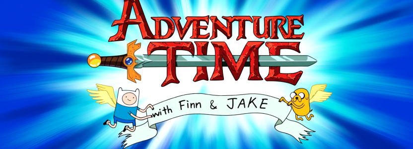 What time is it? it's adventure time!