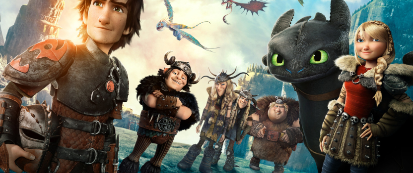 """How to Train your Dragon 2"" Draghi, emozioni e lezioni di vita."
