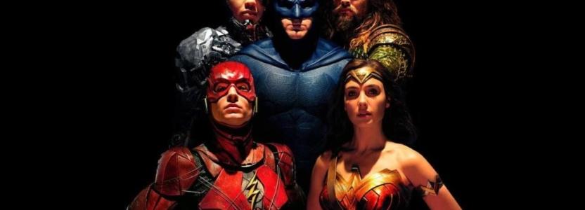 Justice League la recensione.