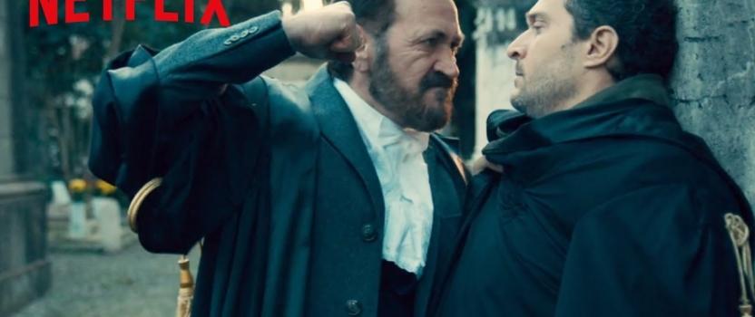Rimetti a noi i nostri debiti – Il primo film Netflix Italiano!