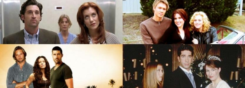 IL TRIANGOLO…SÌ!  Top 5 dei triangoli più famosi delle serie tv