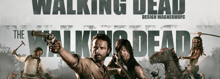 """The Walking Bad"": il finale della quarta stagione di ""The Walking Dead""."